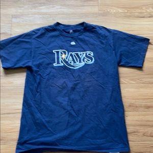 Tampa Bay Rays Longoria t-shirt